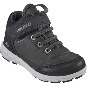 Viking Footwear Spectrum R Mid GTX Sko Børn, charcoal/grey